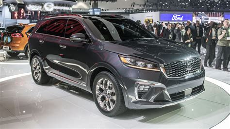 2019 Kia Sorento Release Date 2019 kia sorento price release date specs interior