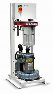 New Vacuum Pump Simplifies Material Conveying To Blenders