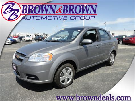 Browns Chevrolet by Chevrolet Aveo Review And Photos