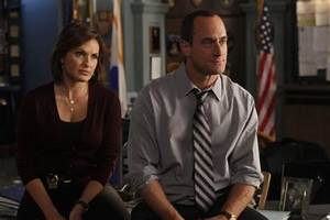 Olivia Benson and Elliot Stabler just had an 'SVU' reunion ...