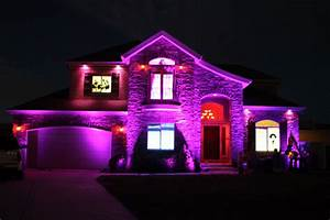 Elegant halloween flood lights with additional dimmable