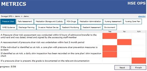 Quality Assurance Metrics Template by Quality Assurance Metrics Template Choice Image Template