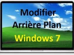 arriere plan bureau gratuit windows 7 modifier arrière plan du bureau de windows 7