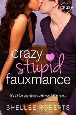 {review+giveaway} Crazy Stupid Fauxmance By