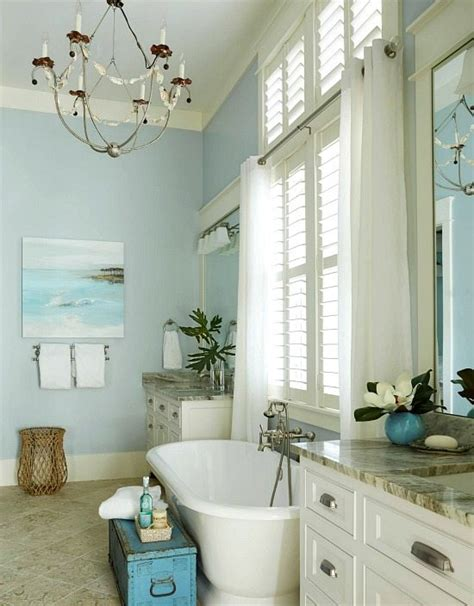 coastal living bathroom decorating ideas home that abounds with house decor ideas