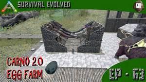 Survival Ark Evolved Dino Eggs