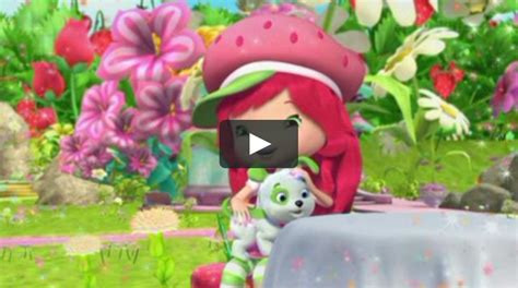 Strawberry Shortcake Puttin On The Glitz Dvd Commercial On