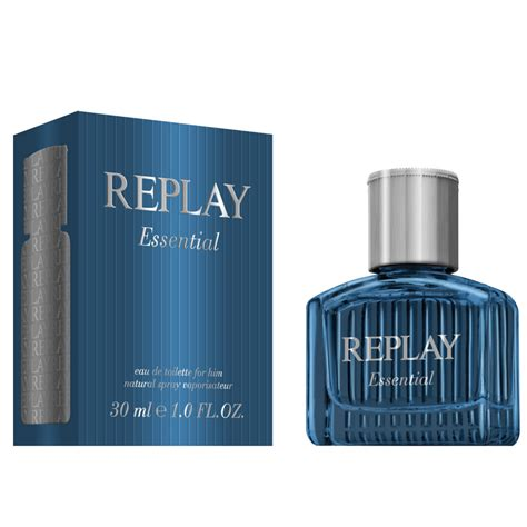 Essential for Him Replay cologne - a new fragrance for men ...