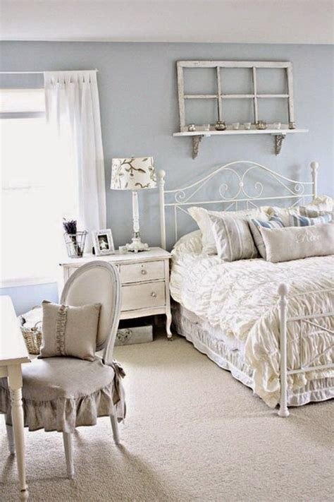 White Bedroom Furniture Decorating Ideas by 30 Cool Shabby Chic Bedroom Decorating Ideas Ideas For