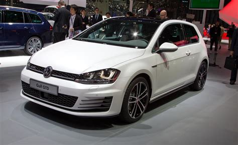 2015 Vw Gtd For Usa