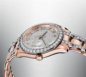 Rolex Oyster Perpetual Pearlmaster 39 Diamonds Watch ...
