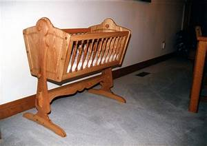 Handmade Wooden Jewelry Boxes Plans, Wood Rocking Cradle