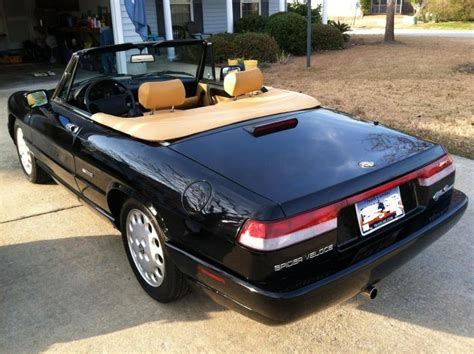 1991 Alfa Romeo by 1991 Alfa Romeo Spider Photos Informations Articles