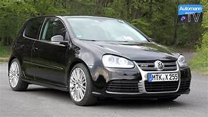 Volkswagen Golf V : vw golf v r32 250hp drive sound 60fps youtube ~ Melissatoandfro.com Idées de Décoration
