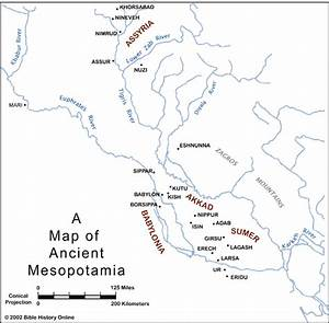 /Mesopotamia geography pictures/. /printable map of ...