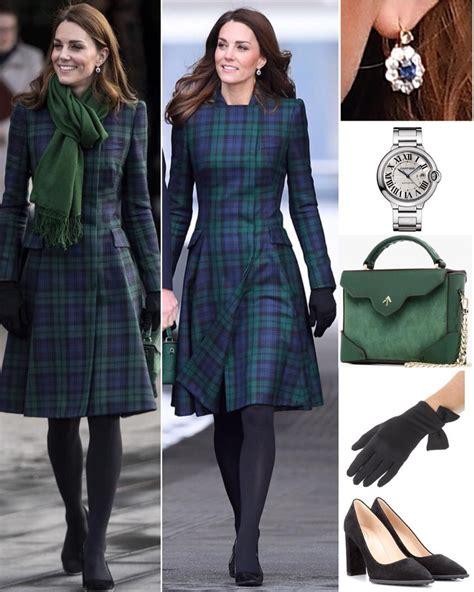 Catherine Duchess Cambridge Instagram For Visit