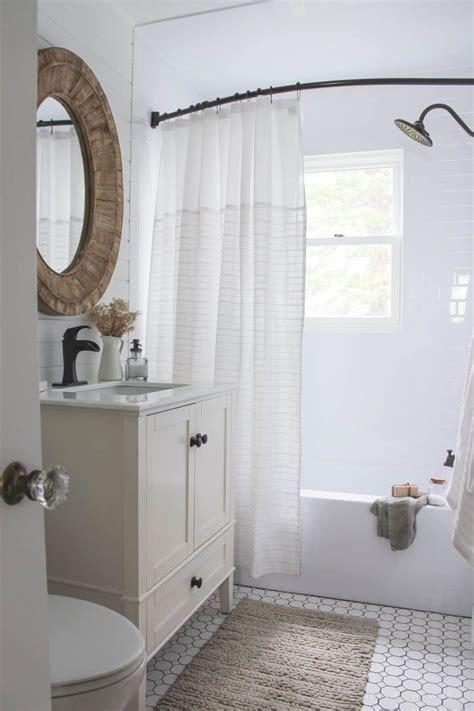 bathroom makeover week   reveal small bathrooms