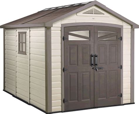 Keter Stronghold Shed Assembly by Plastic Storage Shed Keter My Shed Plans