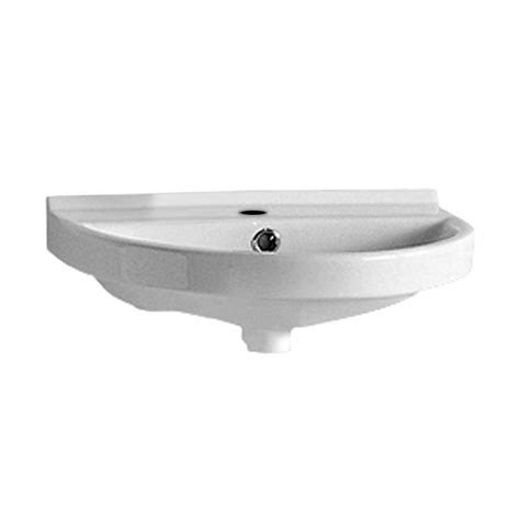 wall hung kitchen sink whitehaus collection collection wall mounted 6940