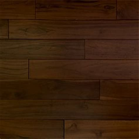 FSC Certified Teak Flooring in the Eco $mart Catalog