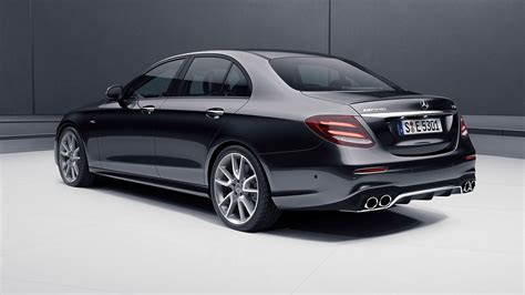 Mercedesamg E53 Sedan Brings Straightsix Power To