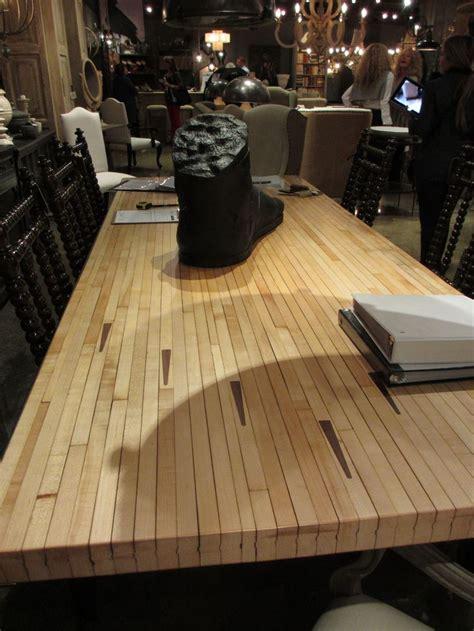 bowling alley floor table top atnoir hpmkt high point
