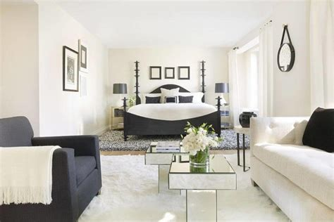 Decorating Ideas For L Shaped Bedroom by 21 Stunning Master Bedrooms With Couches Or Loveseats