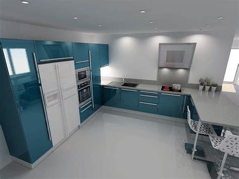 cuisine bleu petrole revger com cuisine bleu petrole idée inspirante pour