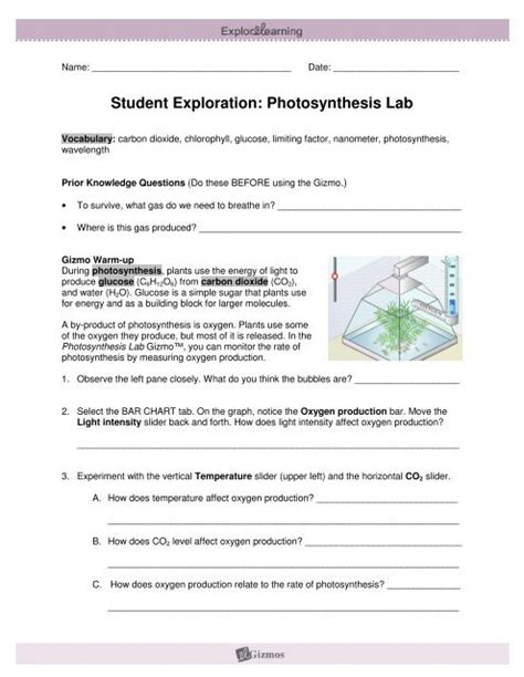 Students were asked to design a lab that investigated the relationship answers for oceanography investigation manual this lab allows students to become familiar with fundamental skills and biotechnological investigation. Student Exploration Natural Selection Gizmo Answer Key + My PDF Collection 2021