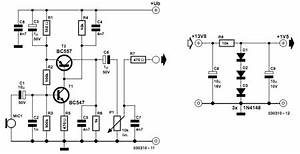 may 2012 circuits projects With simple microphone preamplifier circuit can use between your microphone