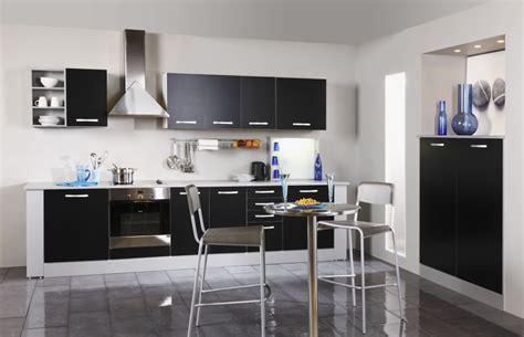 meubles de cuisine chez but meuble de cuisine haut angle noir u directchezvous com