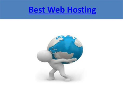 Best Web Hosting Ppt Best Web Hosting How To Compare And Select