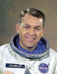 See in a Gemini pressure suit