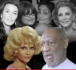 Bill Cosby -- Accuser Wrangling Women ... For Class Action ...