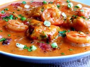 Creamy Shrimp Creole Soup