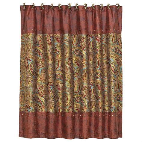 western style shower curtains san angelo western shower curtain