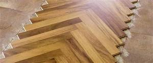 step by step guide for herringbone pattern installation With how to lay a parquet floor in a herringbone