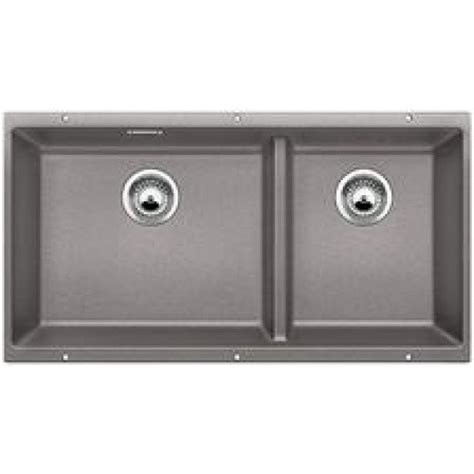 Blanco Subline 480/320 U Silgranite Double Bowl Undermount