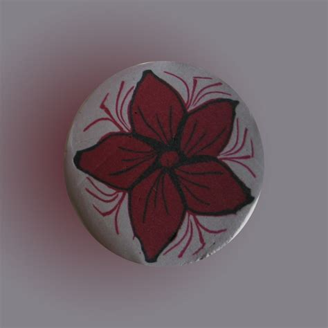 tuto fleur en fimo picture to pin on pinsdaddy