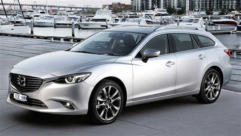 2019 Mazda 6 Wagon [eu] Review