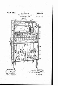 Patent Us2243999 - Baby Incubator And The Like