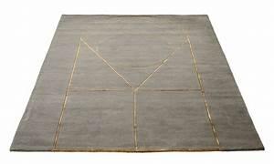 tapis simbolo 170 x 240 cm fait main gris motifs With tapis 170 x 240