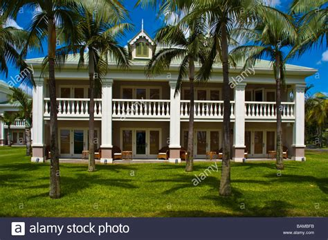 Colonial Style House At Sugar Beach Resort Spa