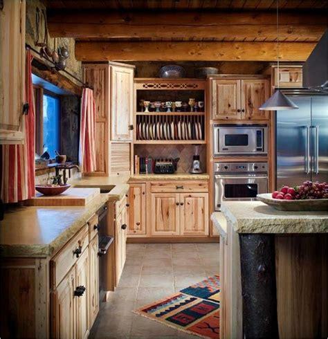 Log Cabin Kitchens  Farmhouse  Kitchen  Wichita  By