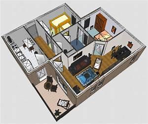 Télécharger Sweet Home 3d Pour Windows : sweet home 3d r alisez vos propres plans et am nagements ~ Premium-room.com Idées de Décoration