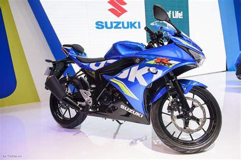 Suzuki Gsx R150 Picture by Suzuki Gsx R150 2017 Tại Việt Nam Chốt Hạ Với Gi 225 75 Triệu