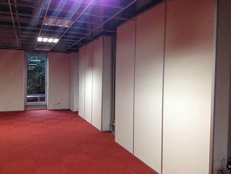 cloison aluminium bureau cloisons pleines cloison bureau arte
