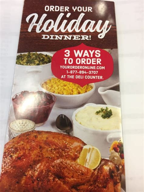 Val miller talks with employees at kroger's about preparing thanksgiving dinner boxes. The Best Ideas for Publix Thanksgiving Dinner 2019 Cost - Best Diet and Healthy Recipes Ever ...