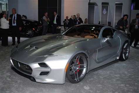 Henrik Fisker Brought The Heat  And Drama  To The