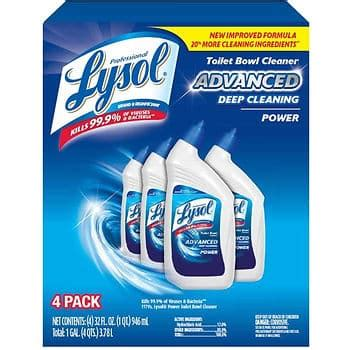 Lysol Toilet Bowl Cleaner 99¢ After Coupons! | My BJs